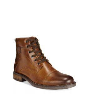 Alfani Men's Jack Cap Toe Boots size 10.5M